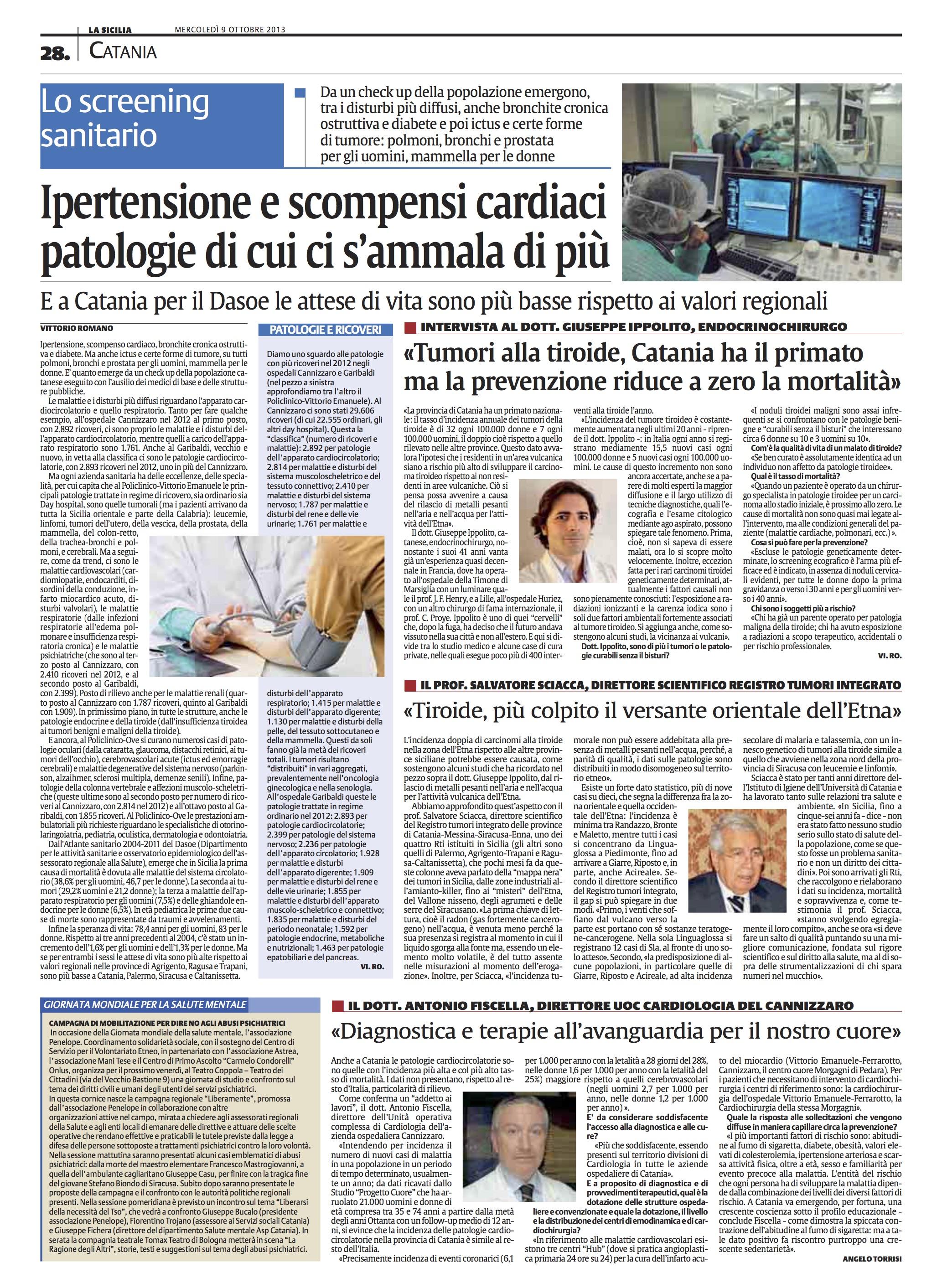 articolo la sicilia